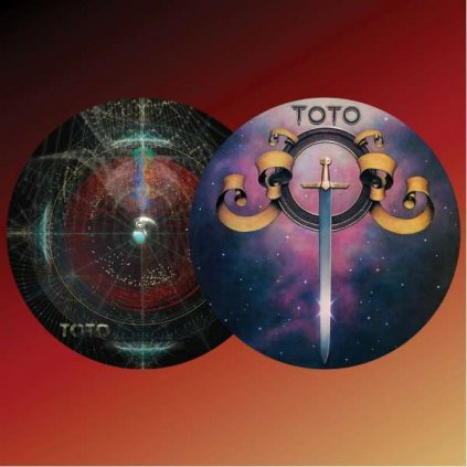 "VINYLO.SK | TOTO - HOLD THE LINE / ALONE / PICTURE DISC [LP10""]"