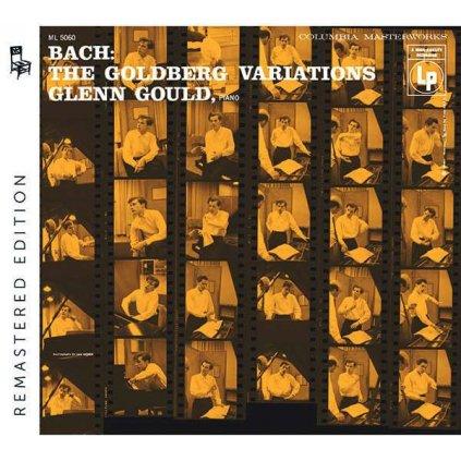 VINYLO.SK | BACH, J.S. - THE GOLDBERG VARIATIONS [CD]