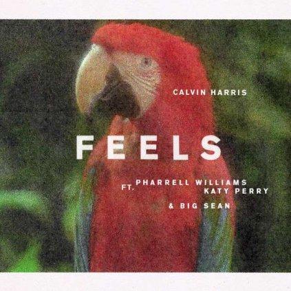 "VINYLO.SK | HARRIS, CALVIN / PHARRELL W - FEELS [EP12"" Maxi]"