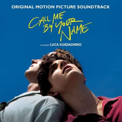 VINYLO.SK | OST - CALL ME BY YOUR NAME [CD]