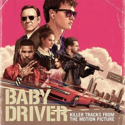 OST ♫ BABY DRIVER (KILLER TRACKS FROM THE MOTION PICTURE) [CD]