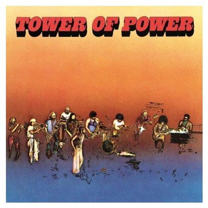 VINYLO.SK   TOWER OF POWER - TOWER OF POWER (LP)180 GRAM AUDIOPHILE VINYL