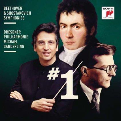 VINYLO.SK | BEETHOVEN / SHOSTAKOVICH - SYMPHONIES [CD]