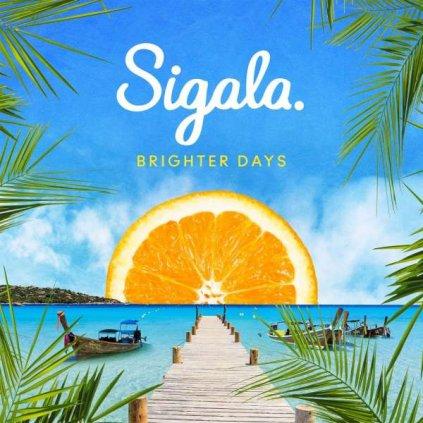 VINYLO.SK | SIGALA - BRIGHTER DAYS [CD]