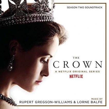 VINYLO.SK | OST - THE CROWN · A NETFLIX ORGINAL SERIES [CD]