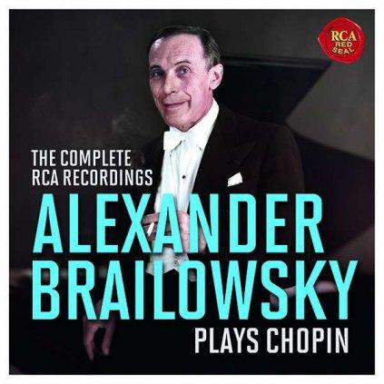 VINYLO.SK | CHOPIN, F. - COMPLETE RCA RECORDINGS [8CD]