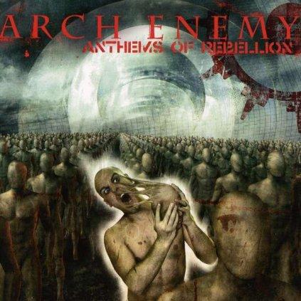 VINYLO.SK   ARCH ENEMY - ANTHEMS OF REBELLION [CD]