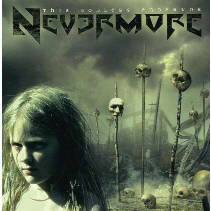 VINYLO.SK | NEVERMORE - THIS GODLESS ENDEAVOR [CD]