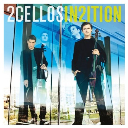 VINYLO.SK | TWO CELLOS - IN2ITION (LP)180 GR/INSERT/PVC SLEEVE