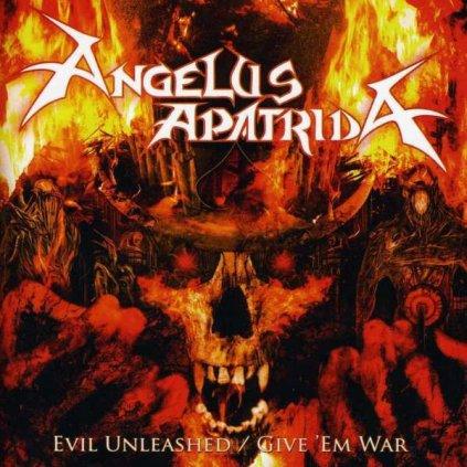 VINYLO.SK | ANGELUS APATRIDA - EVIL UNLEASHED [2CD]
