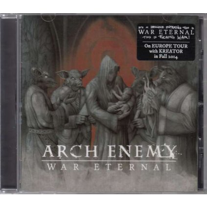 VINYLO.SK | ARCH ENEMY - WAR ETERNAL / Bonus Track [CD]