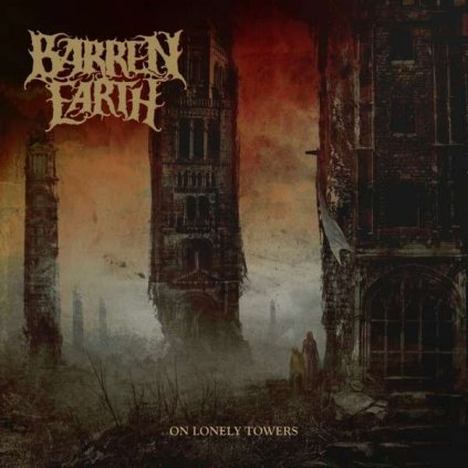 VINYLO.SK | BARREN EARTH - ON LONELY TOWERS [CD]