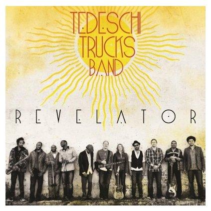 VINYLO.SK | TEDESCHI TRUCKS BAND - REVELATOR (2LP)180 GR/GATEFOLD/INSERT/GRAMMY AWARD WINNING DEBUT ALBUM