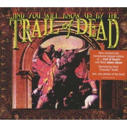 VINYLO.SK | AND YOU WILL KNOW US BY THE TRAIL OF DEAD - ...AND YOU WILL KNOW US BY THE TRAIL OF DEAD [CD]