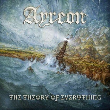 VINYLO.SK | AYREON - THEORY OF EVERYTHING [2CD]
