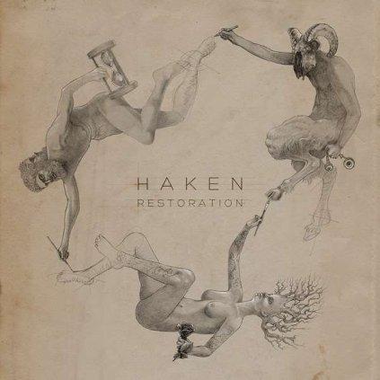 VINYLO.SK   HAKEN - RESTORATION / Expanded [CD]