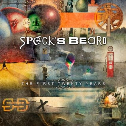 VINYLO.SK | SPOCK'S BEARD - THE FIRST TWENTY YEARS [2CD + DVD]