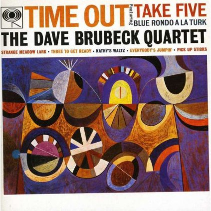VINYLO.SK | BRUBECK, DAVE -QUARTET- - TIME OUT [CD]
