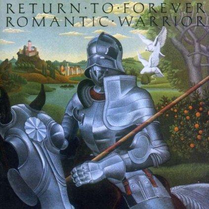 VINYLO.SK   RETURN TO FOREVER - ROMANTIC WARRIOR [CD]