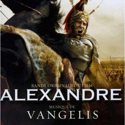 VINYLO.SK | VANGELIS - ALEXANDER [CD]