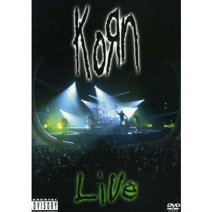 VINYLO.SK | KORN - LIVE AT THE HAMMERSTEIN [2DVD]