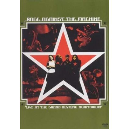 VINYLO.SK | RAGE AGAINST THE MACHINE - LIVE AT THE GRAND OLYMPIC AUDITORIUM [DVD]