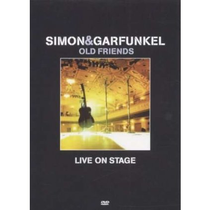 VINYLO.SK | SIMON & GARFUNKEL - OLD FRIENDS LIVE ON STAGE [DVD]