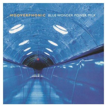 VINYLO.SK | HOOVERPHONIC - BLUE WONDER POWER MILK (LP).. MILK / 180GR. / INCL. INSERT