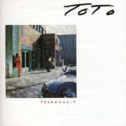 VINYLO.SK   TOTO - FAHRENHEIT [CD]
