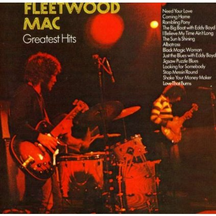 VINYLO.SK | FLEETWOOD MAC - GREATEST HITS (CBS) [CD]