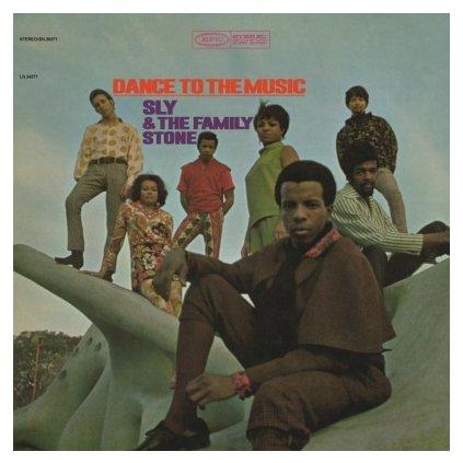VINYLO.SK | SLY & THE FAMILY STONE - DANCE TO THE MUSIC (LP)180 GRAM AUDIOPHILE VINYL