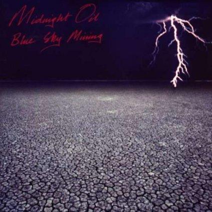 VINYLO.SK | MIDNIGHT OIL - BLUE SKY MINING [CD]