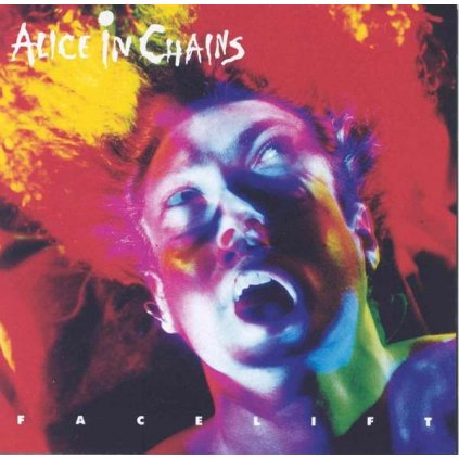 VINYLO.SK | ALICE IN CHAINS - FACELIFT [CD]