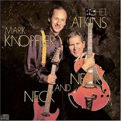 VINYLO.SK | ATKINS, CHET / MARK KNOPFLE - NECK AND NECK [CD]