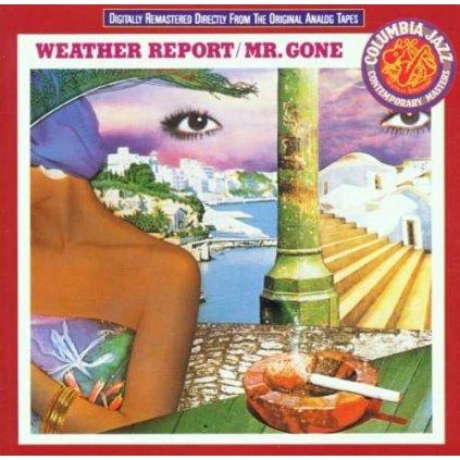 VINYLO.SK | WEATHER REPORT - MR. GONE [CD]