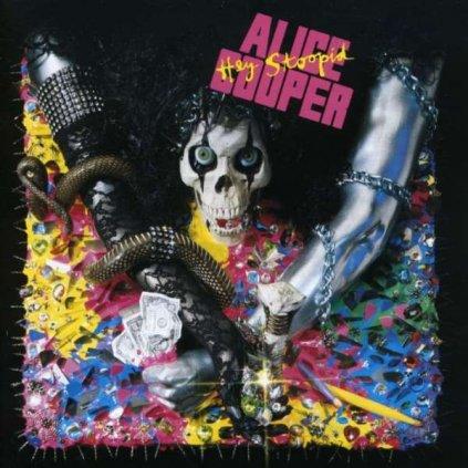 VINYLO.SK | COOPER, ALICE - HEY STOOPID [CD]