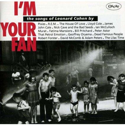 VINYLO.SK | COHEN, LEONARD - I'M YOUR FAN [CD]