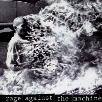VINYLO.SK | RAGE AGAINST THE MACHINE - RAGE AGAINST THE MACHINE [CD]