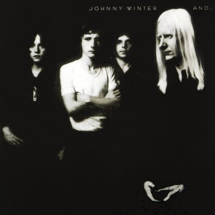 WINTER, JOHNNY ♫ AND [CD]