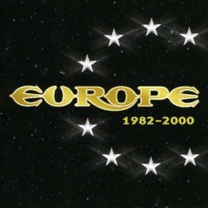 VINYLO.SK | EUROPE - THE BEST OF: 1982-2000 [CD]