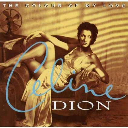 VINYLO.SK | DION, CELINE - THE COLOUR OF MY LOVE [CD]