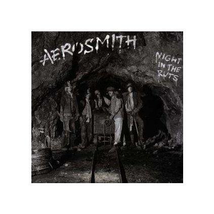 VINYLO.SK   AEROSMITH - NIGHT IN THE RUTS [CD]