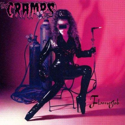VINYLO.SK | CRAMPS - FLAMEJOB [CD]