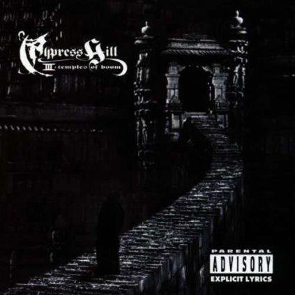 VINYLO.SK | CYPRESS HILL - TEMPLES OF BOOM III [CD]