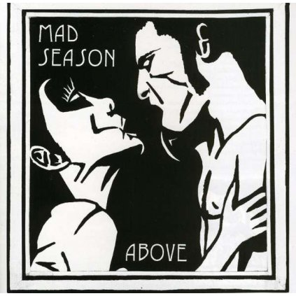 VINYLO.SK | MAD SEASON - ABOVE [CD]