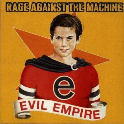 VINYLO.SK | RAGE AGAINST THE MACHINE - EVIL EMPIRE [CD]