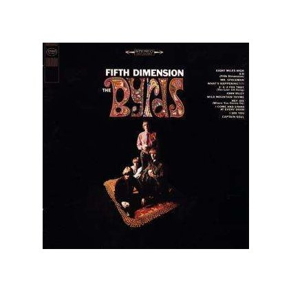VINYLO.SK | BYRDS - FIFTH DIMENSION [CD]