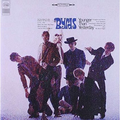 VINYLO.SK | BYRDS - YOUNGER THAN YESTERDAY [CD]