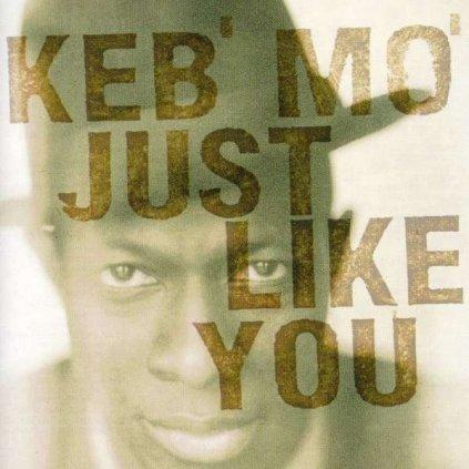 VINYLO.SK | KEB' MO' - JUST LIKE YOU [CD]