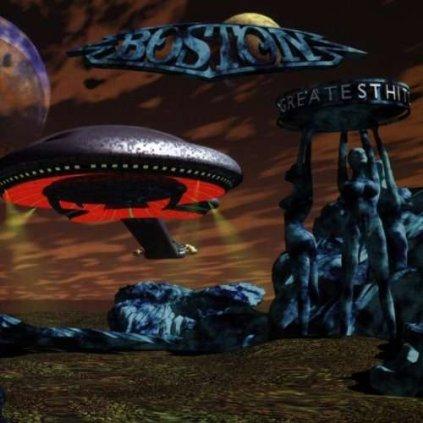 VINYLO.SK   BOSTON - GREATEST HITS [CD]